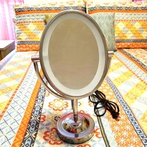 Incandescent Lighted Mirror